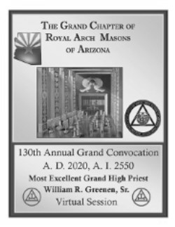 2019-20 Grand Chapter Proceedings
